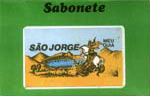 """SAPONE DI SÃO JORGE """"OGUM"""" - SAN GIORGIO"""