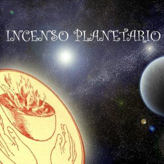 LINEA COMPLETA INCENSI PLANETARI