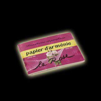 PAPIER D'ARMENIE ROSA