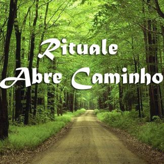 GRANDE RITUALE ABRE CAMINHO
