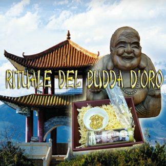 RITUALE BUDDA D'ORO DELLA PROSPERITÀ