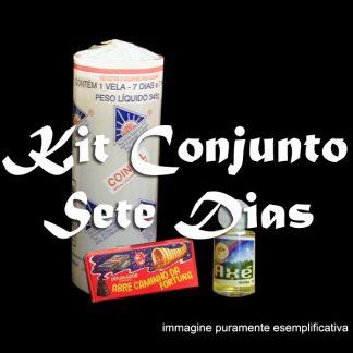 KIT RITUALE - CONJUNTO 7 DIAS