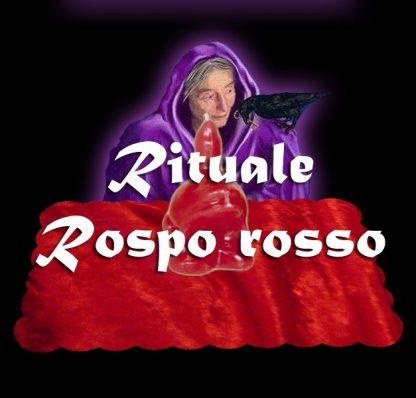 RITUALE SAPO VERMELHO (ROSPO ROSSO)