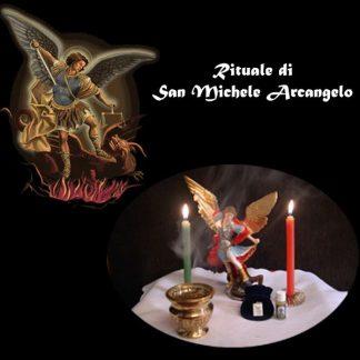 GRAN RITUALE DI SAN MICHELE ARCANGELO