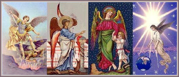 Chiediamo agli Arcangeli per esaudire i nostri Desideri