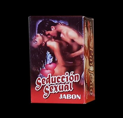 JABON SEDUCCION SEXUAL