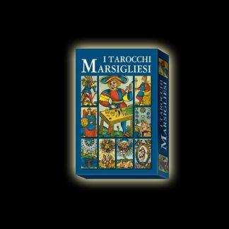 COFANETTO I TAROCCHI MARSIGLIESI - MAZZO DI CARTE + LIBRO