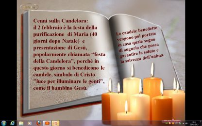 Imboic (Candiemas) La Candelora 2 Febbraio
