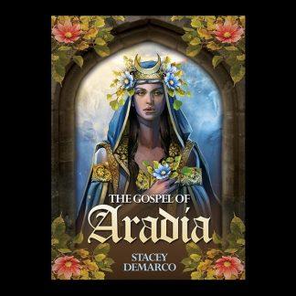 THE GOSPEL OF ARADIA - EDIZIONE MAZZO DI TAROCCHI CON LIBRO